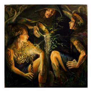 The Norns Print