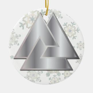 The Norse Valknut Symbol - 5 - Ornament
