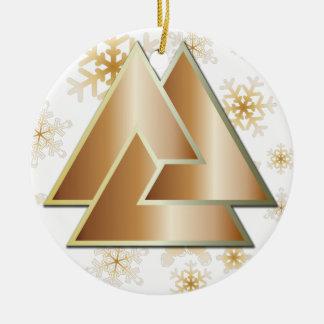 The Norse Valknut Symbol - 6 - Ornament