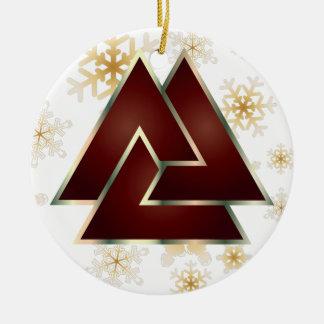 The Norse Valknut Symbol - 8 - Ornament