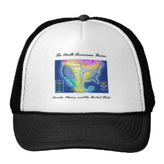 The North American Union Trucker Hat