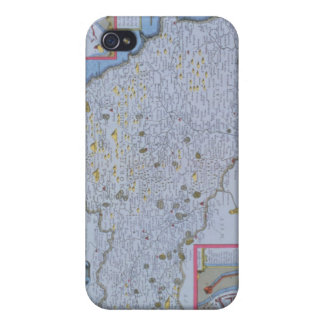The North and East Ridings of Yorkshire Cover For iPhone 4