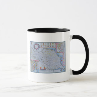 The North and East Ridings of Yorkshire Mug