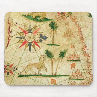 The North Coast of Africa Mouse Pad