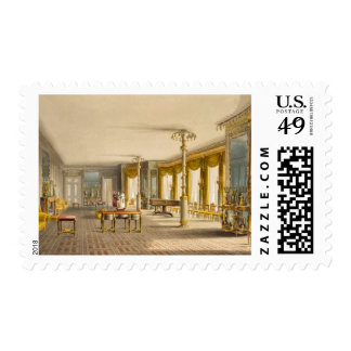 The North Drawing Room, or Music Room Gallery from Stamp
