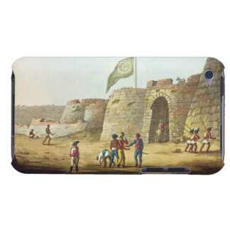 The North Entrance into the Fort of Bangalore, pla iPod Case-Mate Case