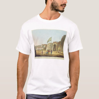 The North Entrance into the Fort of Bangalore, pla T-Shirt