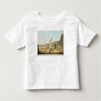 The North Entrance into the Fort of Bangalore, pla Toddler T-shirt