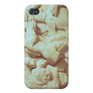 The north frieze of the Siphnian Treasury Cover For iPhone 4