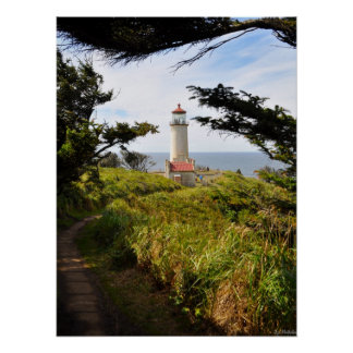 The North Head Lighthouse Poster