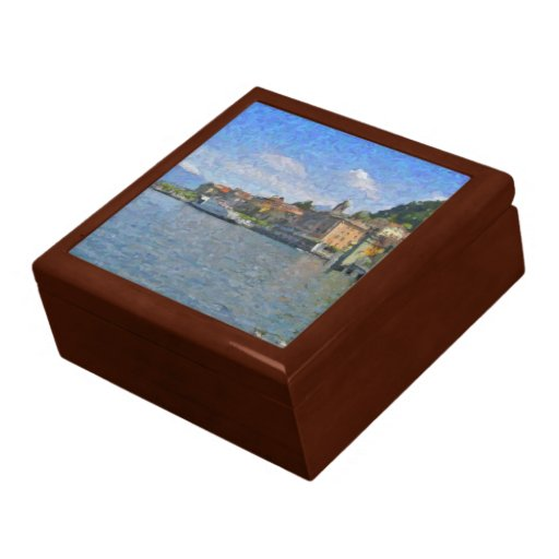 The North of Italy Bellagio Gift Boxes