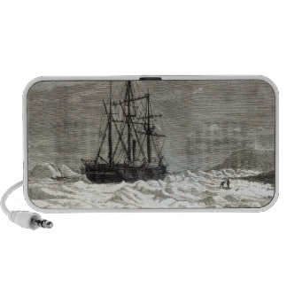 The North Pole Expedition iPod Speaker