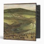 The North Prospect of Hampton Court, c.1699 (oil o Binder