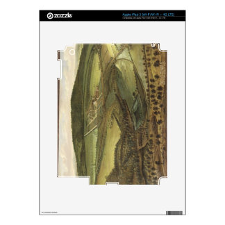 The North Prospect of Hampton Court, c.1699 (oil o iPad 3 Decal