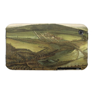The North Prospect of Hampton Court, c.1699 (oil o iPhone 3 Cases