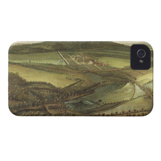 The North Prospect of Hampton Court, c.1699 (oil o iPhone 4 Cases