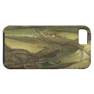 The North Prospect of Hampton Court, c.1699 (oil o iPhone SE/5/5s Case