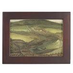 The North Prospect of Hampton Court, c.1699 (oil o Memory Box