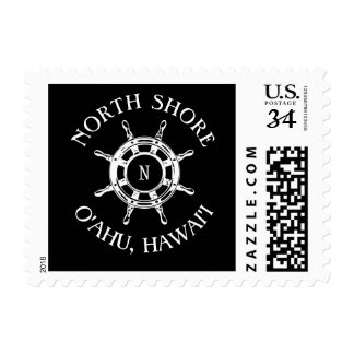 The North Shore (Oahu Hawaii) Postage