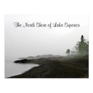 The North Shore of Lake Superior Postcard