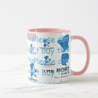 The North Shore Sea Lion Bevera-Oh God We Goofed Mug