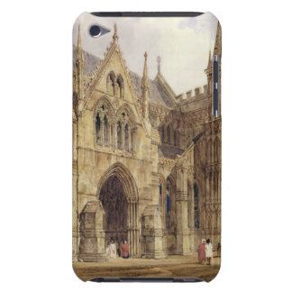 The North-West Porch of Salisbury Cathedral, 1832 iPod Touch Cases