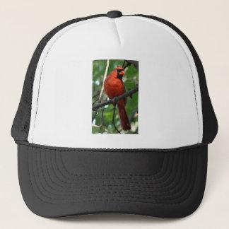 The Northern Cardinal Trucker Hat