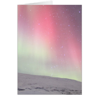The Northern Lights Card