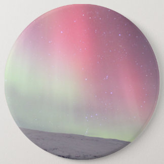 The Northern Lights Pinback Button