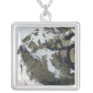 The Northwest Passage Silver Plated Necklace