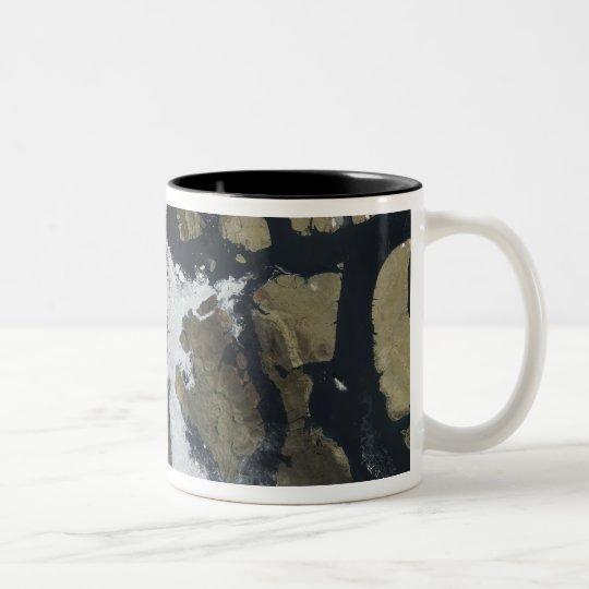 The Northwest Passage Two-Tone Coffee Mug