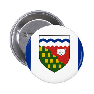 the Northwest Territories, Canada Pinback Buttons