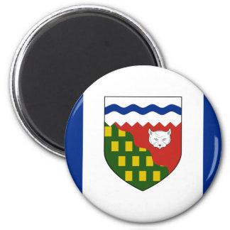 the Northwest Territories, Canada Refrigerator Magnets