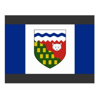 the Northwest Territories, Canada Postcards