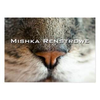 The Nose Knows Large Business Cards (Pack Of 100)