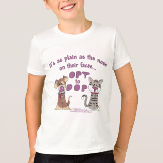 The Nose on Their Faces T-Shirt