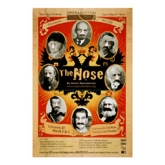 the NOSE Poster