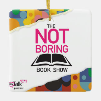 The Not Boring Book Show Ornament