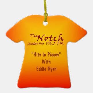 The Notch Tie Dye Ornament