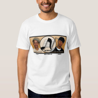 The Notes - Business Card T-Shirt