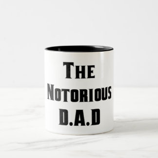 The Notorious D.A.D Mug