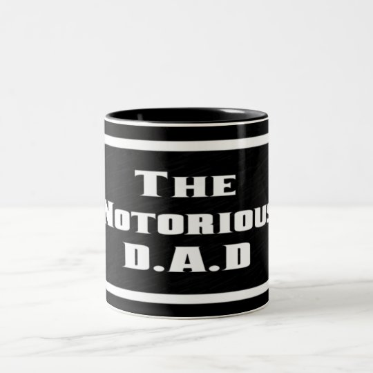 The Notorious D.A.D Mug