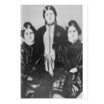 The Notorious Fox Sisters Postcards