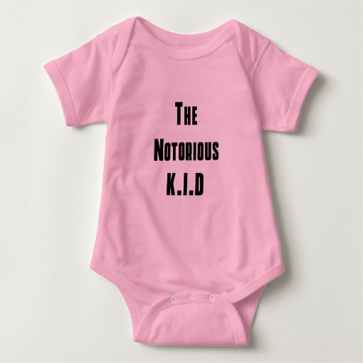 The Notorious K.I.D Shirt