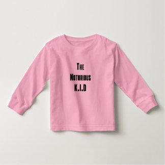 The Notorious K.I.D Shirt