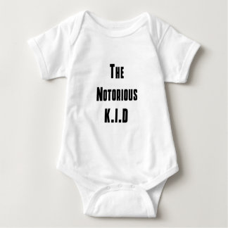 The Notorious K.I.D Shirts