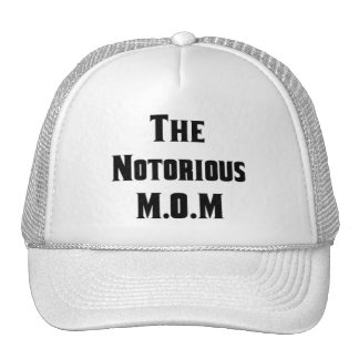 The Notorious M.O.M Hat