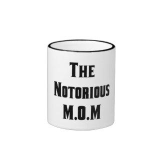 The Notorious M.O.M Mug