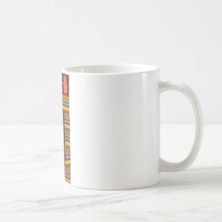 The Noun Letter - Hebrew alphabet Coffee Mug