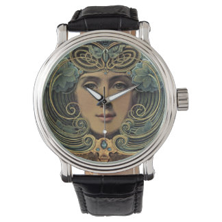 The Nouveau Looking Glass Wristwatch